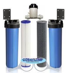 Conjunto Para Tratamento De Água de Poços Cacimbas Nascentes e Cisternas GBF6000CP (Coliformes - Ferro - Escherichia coli)