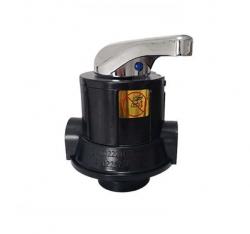 Válvula Manual para Filtro em Fibra, até 2m3/h, Modelo F56E1
