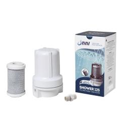 "Filtro Shower Branco 5"" para Chuveiro e Ducha - com Niple"