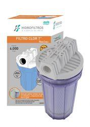 """Filtro Pou 7"""" para Bebedouros, Pias e Máquinas de Café - TR"""