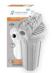 """Filtro Pou 9.3/4"""" para Bebedouros, Pias e Máquinas de Café"""